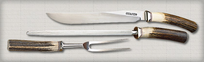 Model 6-9″  All Purpose Carving Set (3 pcs)